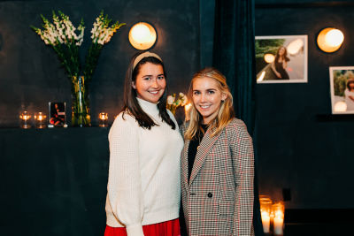 mackenzie newcomb in European Wax Center Celebrates 'Women for Women' Series with Guest of a Guest -Part 2