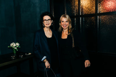 dayle haddon in European Wax Center Celebrates 'Women for Women' Series with Guest of a Guest -Part 2
