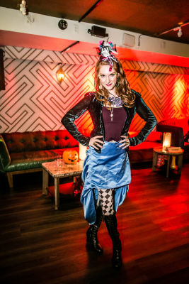 stacey jacobs in Jon Harari Annual Halloween Party