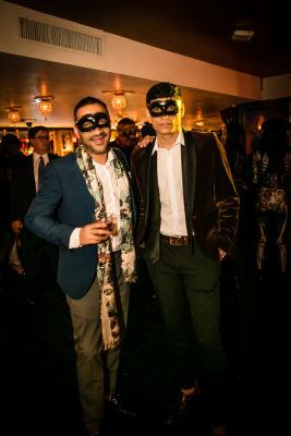 kunal lamda in Jon Harari Annual Halloween Party