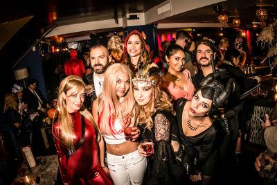 jon harari in Jon Harari Annual Halloween Party