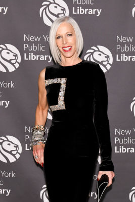 linda fargo in The New York Intelligentsia Gets Glam At The 2019 Library Lions Gala
