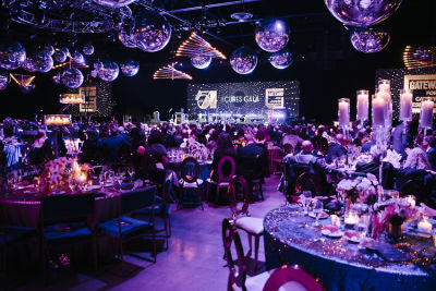 Inside a Studio 54-Inspired Gala Presented by Gateway for Cancer Research