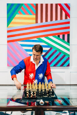 jack carlson in Rowing Blazers' Jack Carlson Is Redefining The Rules Of Prep Style (But Please Don't Call Him