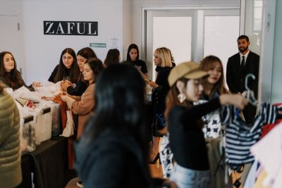 Zaful Celebrates Sustainable Fashion With A Green Panel & Charity Sale