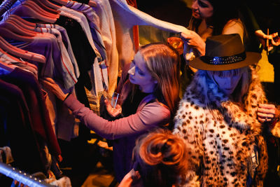 You Can't Miss This Very Merry Night Of Shopping In The Meatpacking District!