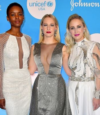 The Most Dazzling Winter Looks At UNICEF's 2019 Snowflake Ball
