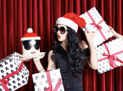 stacey bendet-eisner in 13 Chic New Yorkers Share Their Favorite Thing About Sticking Around Town For The Holidays