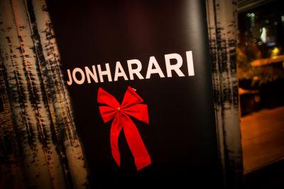 jon harari in Jon Harari Annual Holiday Party
