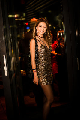 jung moon in Jon Harari Annual Holiday Party