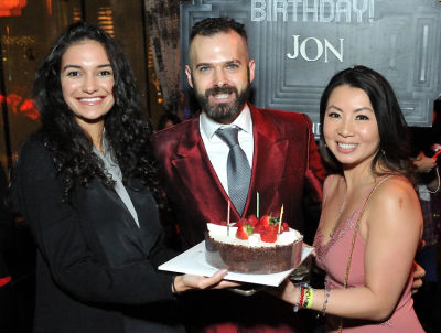 Inside ​Nightlife Guru Jon Harari's Blowout Birthday Bash