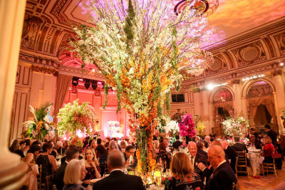 High Society Was In Full Bloom At Last Night's NYBG Orchid Dinner