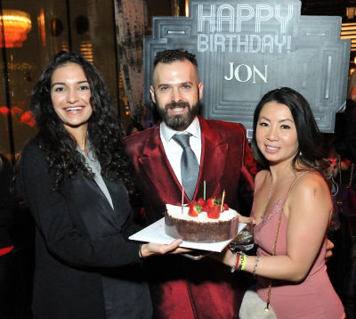 Jon Harari's Birthday Party
