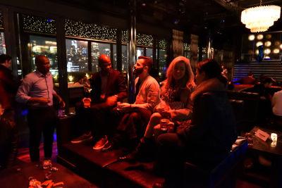 morgan cooper in Inside Nightlife Guru Jon Harari's Blowout Birthday Bash