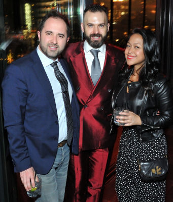 gaetano castaldo in Jon Harari's Birthday Party