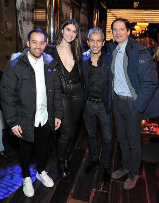 stefano pieri in Jon Harari's Birthday Party