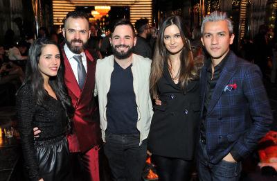 rocio garcia in Jon Harari's Birthday Party