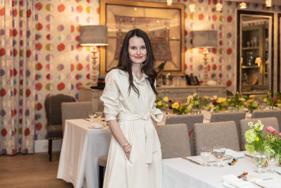 The Chic Set Celebrated The Launch Of Their Favorite New Fashion Brand, Daphne Wilde