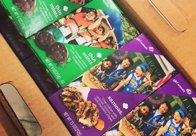 Help NYC's Girl Scout Troop 6000 Meet Their Cookie Goal!