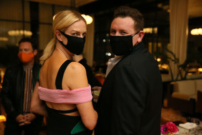 This Year's MAD Ball Was An Intimate Masked Soirée