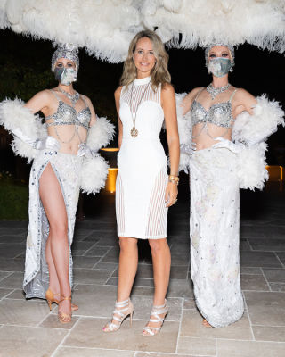 Viva Las Vegas! AKTION ART's Mad Ball Benefit Was The Soirée Of The Season
