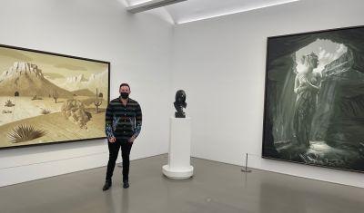 alexander hankin in 5 NYC Art Shows Alexander Hankin Can't Wait To Visit This Spring