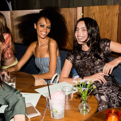 Fashionistas & Downtown Cool Kids Rallied For The Reopening Of PUBLIC Hotel