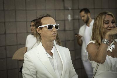 don johnson in Jon Harari's Annual Yacht Party