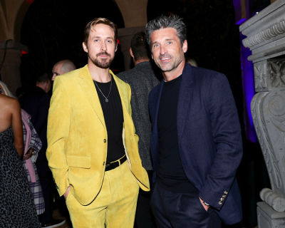 The Best Dressed Guests At TAG Heuer's Exclusive Beverly Hills Soirée