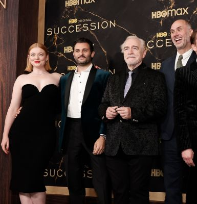 Succession's Season 3 Premiere Party Was As Lavish As You'd Expect From The Roys
