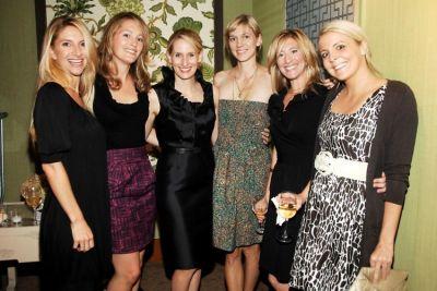 Leah Nichols, Sara Gilbane, Celerie Kemble, Sarah Connelly, Sarah Glisker, Charlotte Barnes