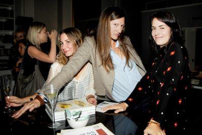Kim Ficaro, Jenna Lyons Mazeau, Stella Bugbee