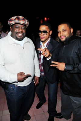 Cedric The Entertainer, Maxwell, Anthony Anderson