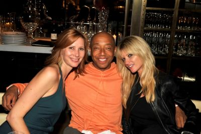 Cynthia Clift, Russell Simmons,