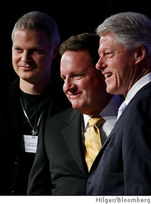 steven_bing_bill_clinton_ron_burkle