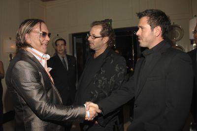 Mickey Rourke, Ross Vance, Rosario Toscano