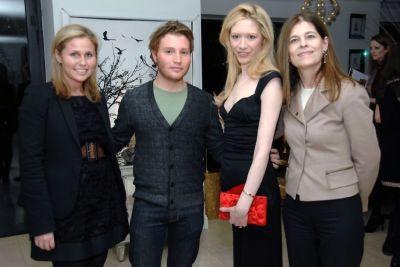 Eleanor Banco, David Chines, Melissa Berkelhammer, Sue Devine