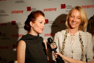 Julianne Moore, Linda Wells