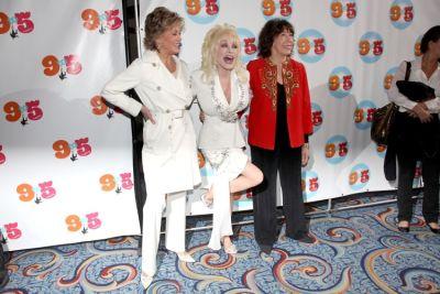 Jane Fonda, Dolly Parton, Lily Tomlin