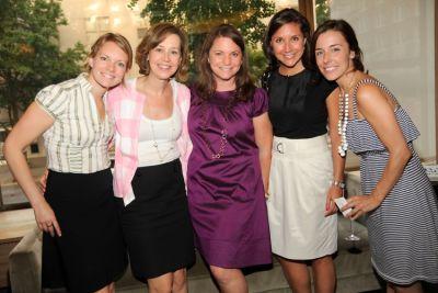 Agnes Hansdorfer, Liz Aiello, Katie Goldberg, Kristen Armstrong, Cheree Berry