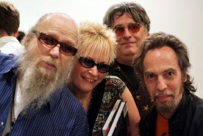 Billy Name, Kymara Lonergan, Milo Rock, Neke Carson