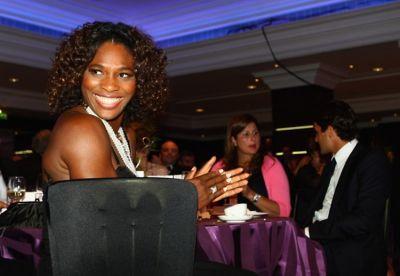 Serena Williams, Mirka Federer, Roger Federer