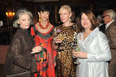 Deeda Blair, Amy Fine Collins, Caroline Weber, Caroline Rennold Milbank