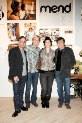Ross Bleckner, Jason Russell, Marie Havens, David Deutsch