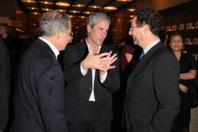 Harvey Cohen, Dennis Freedman, Adam Weinberg