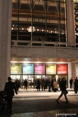 New York City's Opera Theatre Debut Celebration