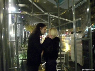 Constantine Maroulis, Tinsley Mortimer