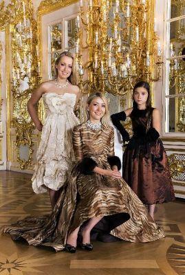 Janna, Zoe, Eugenia Bullock