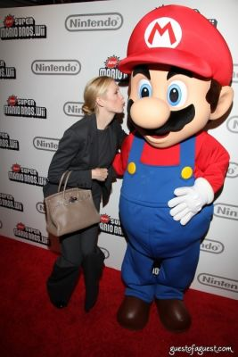 Kelly Rutherford, Mario