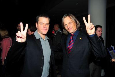 Matt Damon, Viggo Mortensen